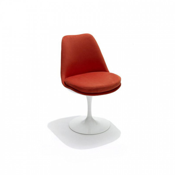 Knoll Inc Saarinen Tulip Chair Stuhl weiss