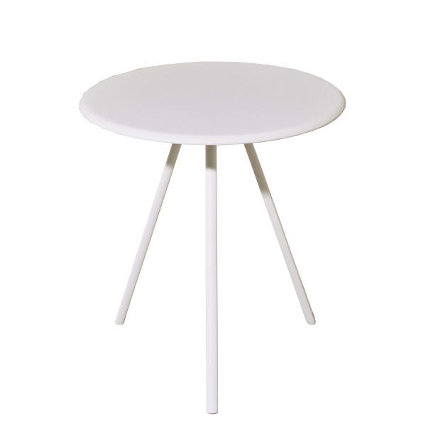 Fast Zebra Round Table Outdoor 3 Bein Tisch Bistrotisch Ø 72 cm
