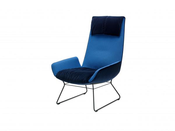 Freifrau Amelie Lounge Chair