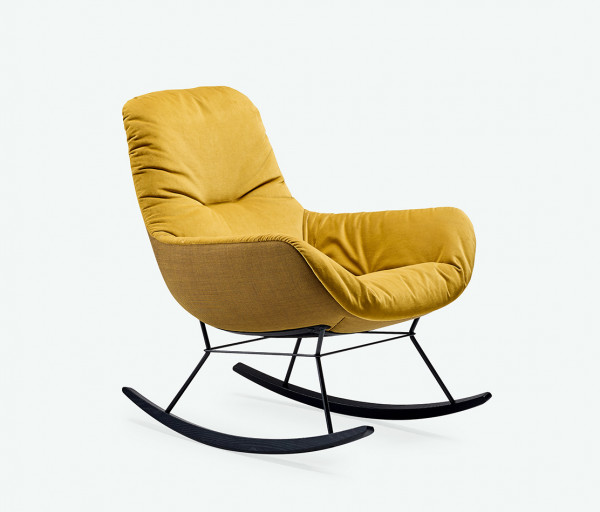Freifrau Leya Rocking Lounge Chair PG1