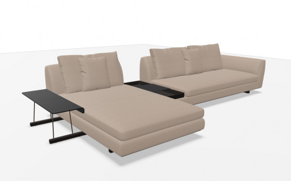 Walter Knoll Tama Living Sofa Leder