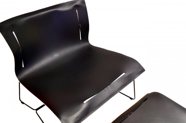 Walter Knoll Cuoio Lounge Sessel