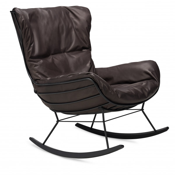 Freifrau Leyasol Rocking Wingback Chair Indoor PG2