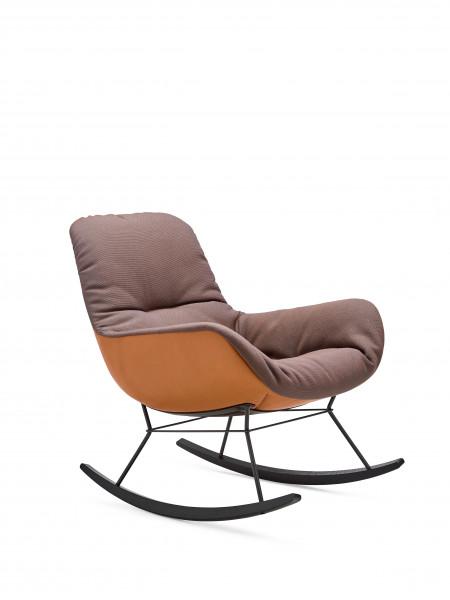 Freifrau Leya Rocking Lounge Chair PG2