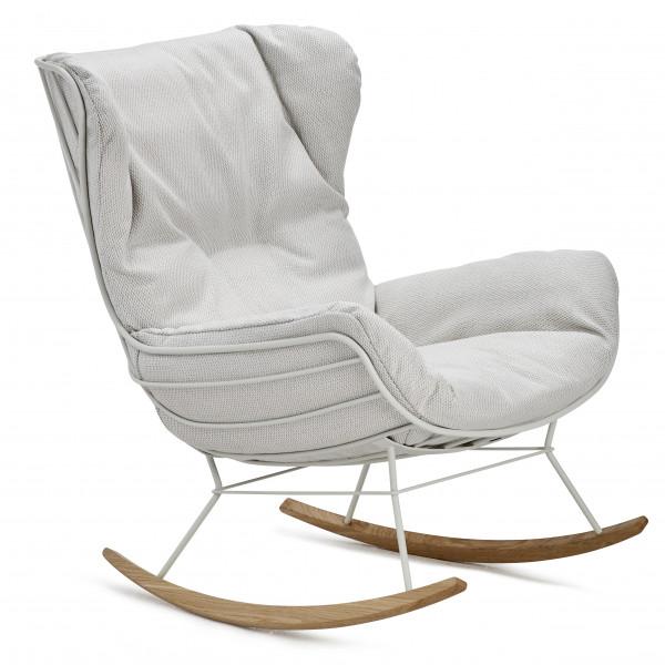 Freifrau Leyasol Rocking Wingback Chair Outdoor PG2
