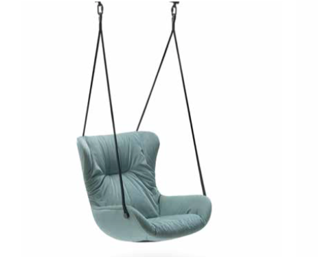 Freifrau Leya Wingback Swing Seat PG1