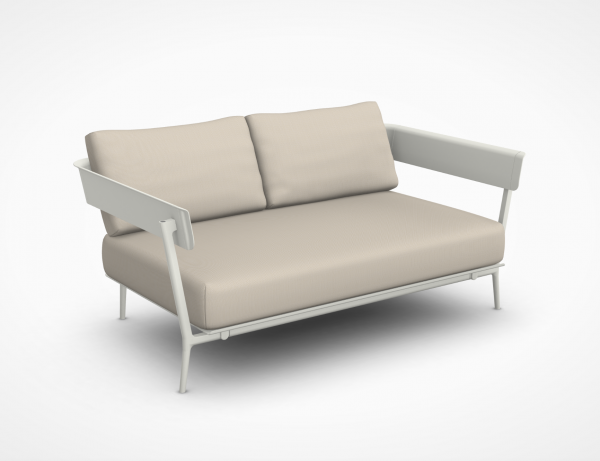 Fast Aikana Divano Lounge 2 Sitzer Sofa PG2