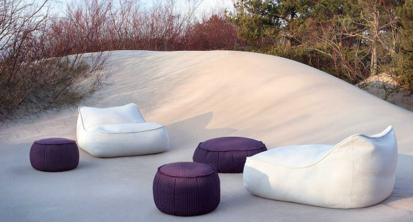 Paola Lenti Float Chaiselongue Lounge Loungesessel PG 1