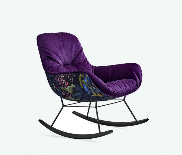 Freifrau Leya Rocking Lounge Chair - Oasis Edition