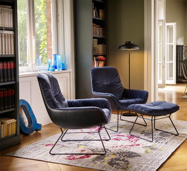 Freifrau Leya Lounge Chair Cocktail
