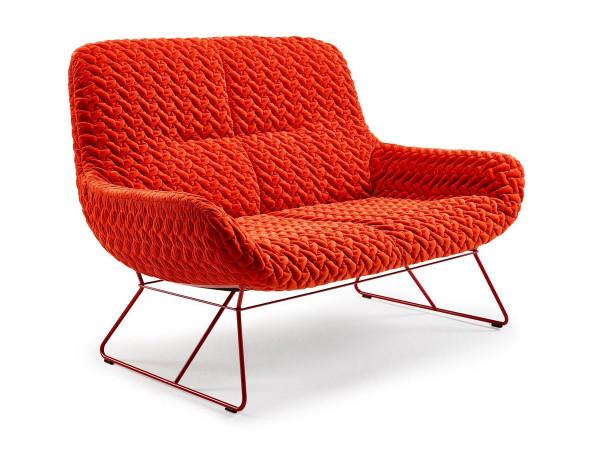Freifrau Leya Loungecouch - Stoff Rubelli 3D