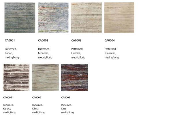 Walter Knoll Legends of Carpets patterned - m² Preis