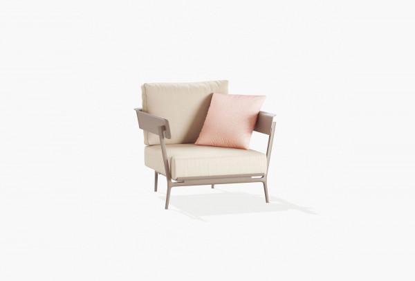 Fast Aikana Armchair Lounge Sessel PG2